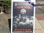 Colebrookdale Railroad Advertisement Feat. Viscose no. 6
